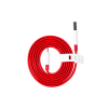OnePlus 1 Meter Warp Charge Type-C to USB Cable (Red)