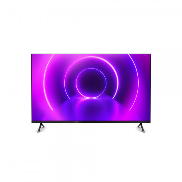 Philips 50PUT8215/94 50 Inches (126cm) 4K Ultra HD Android LED Smart Borderless TV (8200 Series, Black)