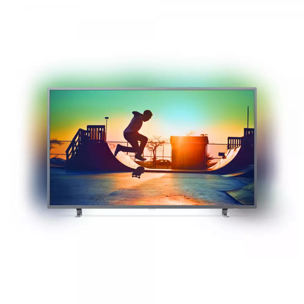 Philips 65PUT6703S/94 65 Inches (164cm) 4K Ultra HD Smart LED Smart TV with Ambilight (6700 Series, Black)