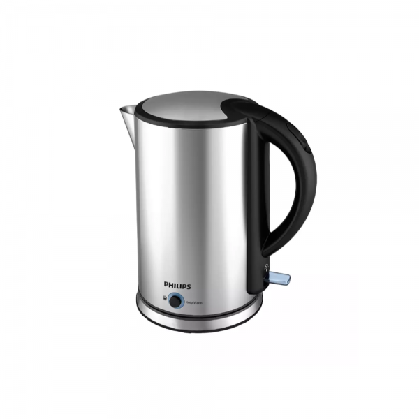 Philips HD9316/06 1800 Watts Kettle with Stainless Steel and Best Suitable for Water, Tea & Soups (Silver)