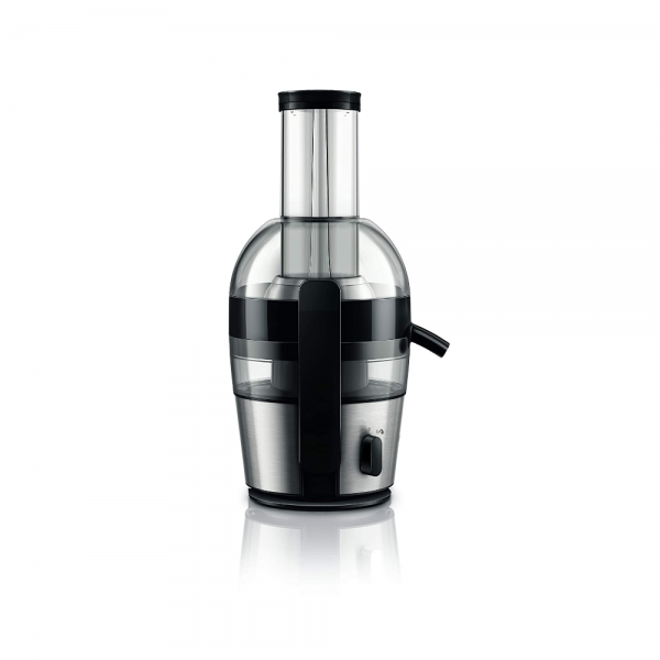 Philips HR1863/20 700 Watts Juicer with Up to 2L of juice in one go (Black and Aluminum)