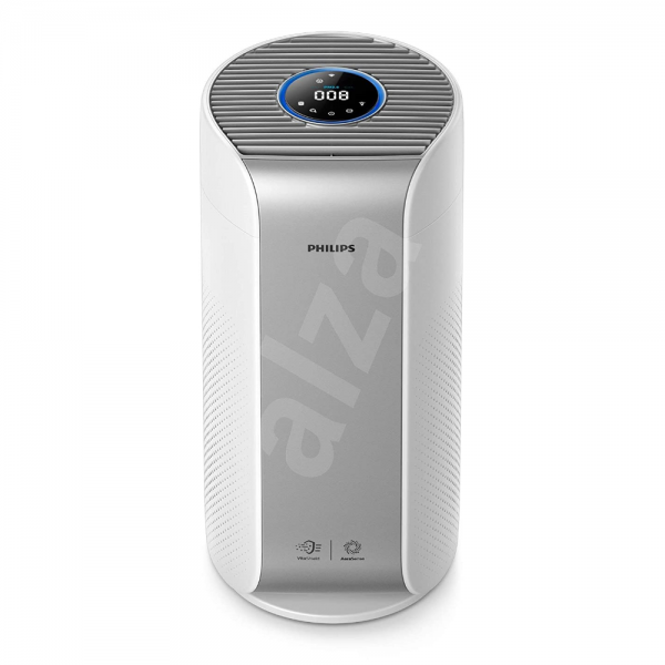 Philips AC3059/65 58 W Air Purifier New Urban Living 99.9% virus, allergen & pollutant removal (White with Silver))