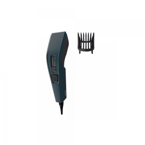 Philips HC3505/15 Hair Clipper series 3000 with Stainless steel blades for Men ( Blue )