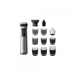 Philips MG7715/15 Multi Groom series 7000 13 IN 1 with premium trimmer for ultimate versatility for Men ( Black )