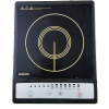 Philips HD4920/00 1500 W Induction Cooktop for flame free cooking, Safe, easy & faster meals (Black)