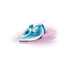Philips GC2040/70 2100 W Steam Iron With Non-stick Coatingsoleplate, 3 ways to speed up your ironing (Blue)