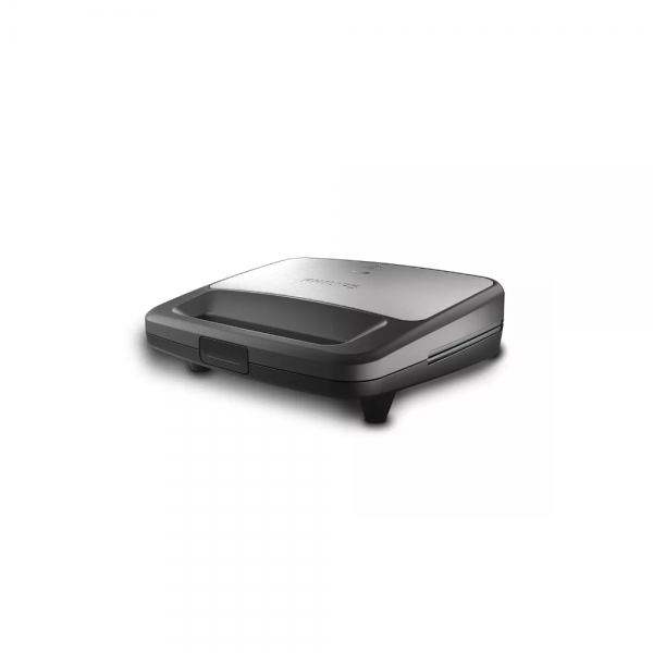 Philips HD2288/00 700 W Sandwich Maker 25% more volume* for bigger breads, even browning ( Black with a Metallic)