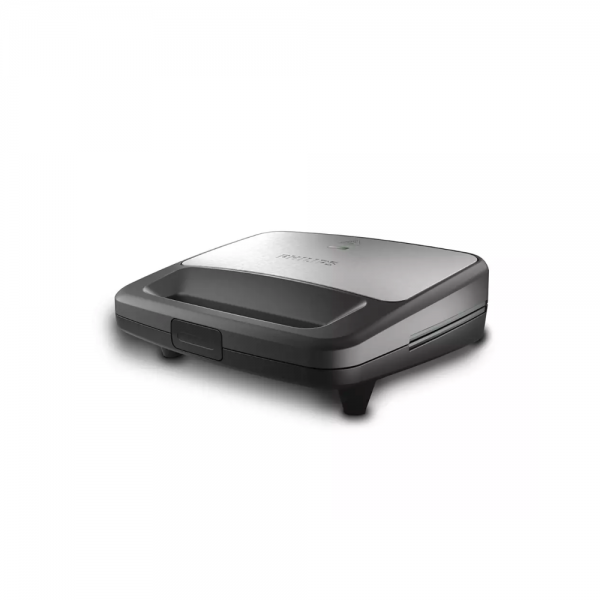 Philips HD2289/00 700 W Sandwich Maker With Grill 25% more volume* for bigger breads, even browning ( Black with a Metallic)