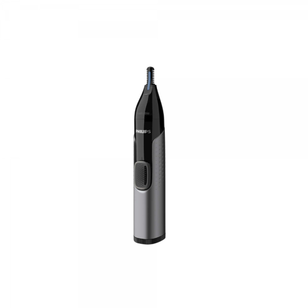 Philips NT3650/16 Nose Trimmer Series 3000 for Nose, Ear and Eyebrow with Protective Guard System (Grey)
