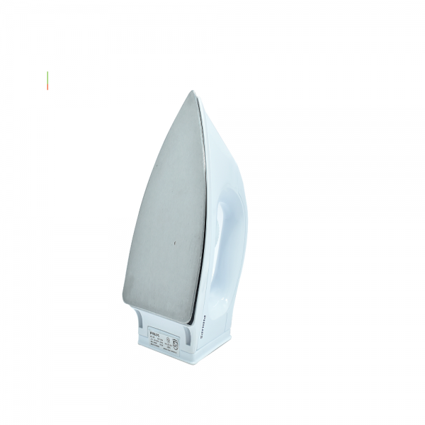 Philips HI114/28 1000 W Dry Iron With Golden American Heritage soleplate, Lightweight, quality iron (White)