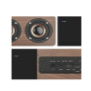 Live Tech BS 02 Milan Wireless Wooden Speaker with Powerful Sound