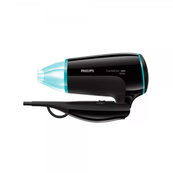 Philips BHD007/20 1800W Hair Dryer with Ions, Designed by Philips sound experts ( Black )