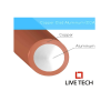 Live Tech CAT6 100 Meter LAN Ethernet Cable Roll High Copper Coated Alloy Networking Extension Cable