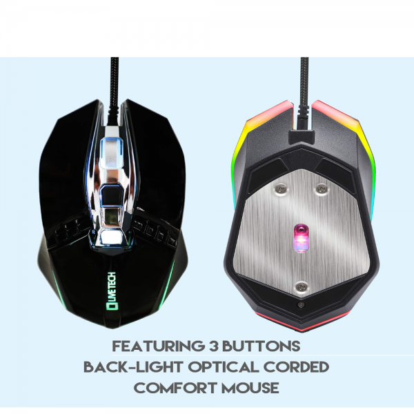 Live Tech Evon Wired Gaming Combo