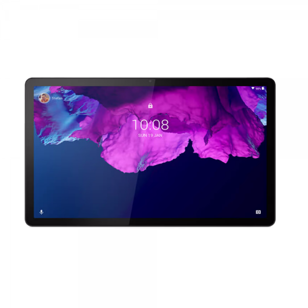 Lenovo P11-J606L, Android 10, 11 Inches Tablet, 128GB Storage, Wi-Fi 4G+LTE, 27.94' FHD (ZA7S0101IN, Platinum Grey)