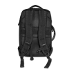 Redgear Professional Gaming Backpack with Nylon Waterproof, 20-30L Capacity and Support Upto 15.6inch (Black)